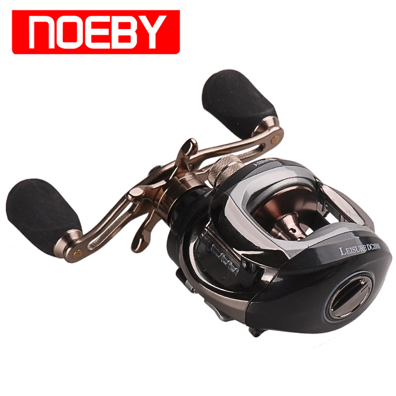 Noeby Baitcasting Fishing Reel 10+1BB/6.3:1 Max Drag:5kg 206g R/L Hand Carretilhas De Pescaria Carretilha Pesca Moulinet Coil<br><br>Aliexpress
