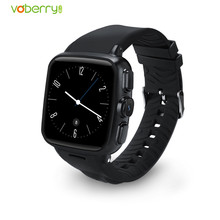 Smart Watch Android 5.1 Heart Rate Tracker GPS SIM 3G Smartwatch Phone 512MB RAM 4GB ROM Front Camera Dual Core Waterproof Watch(China)