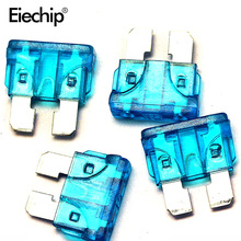 Car insurance tube xenon lamp tube fuse 15a (50PCS/PCS)(China)