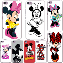 Cute Mickey and Minnie Funny Hard Cover Case for Lenovo S90 S60 S850 & Nokia 535 630 640XL & Sony Z2 3 4