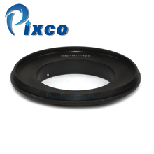 55mm Lens Reversing Adapters work For Nikon 1 V1 J1 Reverse Mount Macro Ring J5 J4 S2 V3 AW1 J3 J2 J1 V2 S1 V1