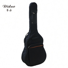 Thick waterproof original 40 inch 41-inch sponge ballad guitar bag with double shoulder backpack(China)