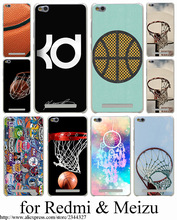 Basketball Logo La Hard Transparent Case Cover for Redmi 2 2A 3 Pro 3S Note 2 3 Pro & Meizu M2 mini Note M3 Note