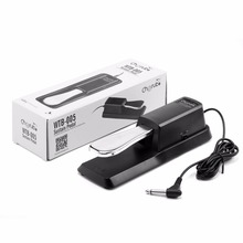 High Quality Piano Keyboard Sustain Damper Pedal for Roland Electric Piano Electronic Organ