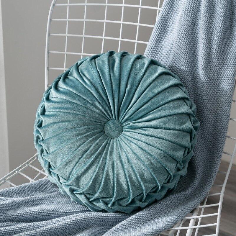 Color sólido de calabaza Suave Felpa Tela Abrazo 50cm X 50cm