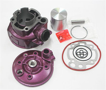 AM6 49mm  cylinder with piston kit AM3-AM6 TZR DT XP6 XR6 50 Zylinder Kolben CYLINDER Piston Cylindre RACING 70 80 49mm