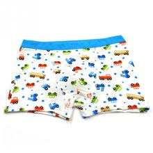 Briefs For Boys 2017 New Cartoon Printing Children Briefs Boys Panties Children Boys Boxer Kids Short Brief Boys Underwear