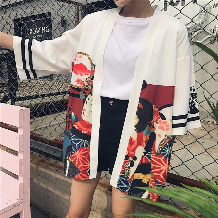 Hiina stiilis kimonopluus