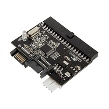 2 in 1 Converter SATA to IDE Converter / IDE to SATA Adapter for DVD/ CD/ HDD(China)
