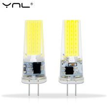 G4 LED Lamp 220V 3W 2508 COB chip Bombillas LED Bulb Lampada LED G4 Lights Replace 30W Halogen G4