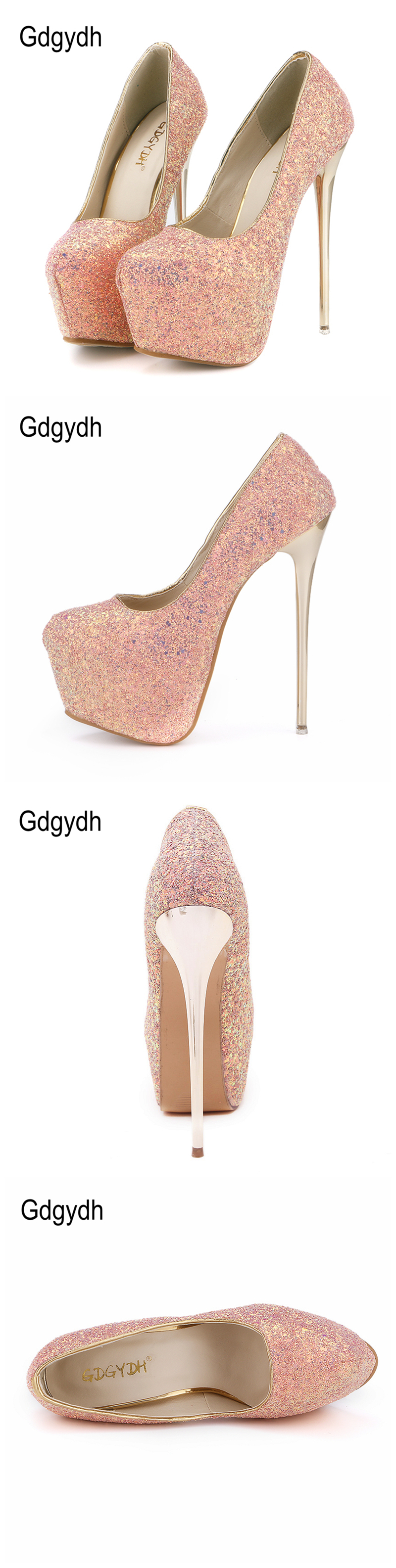 HTB1YMQBRVXXXXXEapXXq6xXFXXXZ - Gdgydh Fashion Women Platform Shoes 2017 New Spring Autumn Bling Women Pumps Thin Heels Sexy Slim Party Shoes High Heels