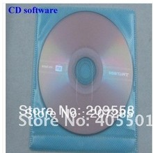 Hot sale v134 software on DVD for renault can clip by cn post(China)