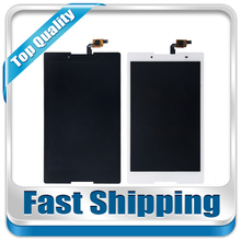 For New Lenovo Tab 2 A8-50 A8-50F A8-50LC Replacement LCD Display Touch Screen Assembly 8-inch Black White Free Shipping