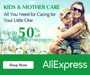 shop at AliExpress