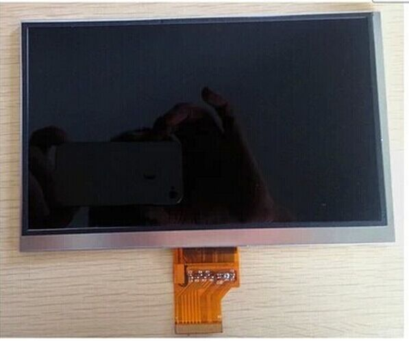 165mm*105mm 40pin New LCD Display Texet TM-7045 3G TABLET LCD Display 1024x600 Screen Panel  Frame Free Shipping<br><br>Aliexpress