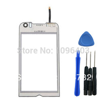 For Samsung S8000 Jet Digitizer Front Glass Repair Touch Screen Panel Replacement White