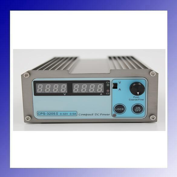 CPS-3205II 0-30V-32V Adjustable DC Switching Power Supply 5A 160W SMPS Switchable AC 110V (95V-132V) / 220V (198V-264V)<br>