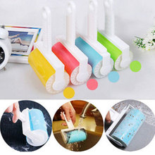 Can be washed sticky dust drum cleaner pet dust collector dust collector home cleaning tool random color