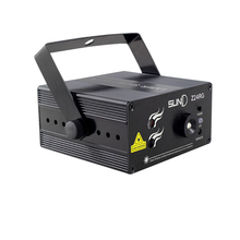 AC 110-240V/50-60HZ FULL COLOR RGB LASER STAGE LIGHTING RED GREEN BLUE LED DJ Disco Party Home Wedding Club Light(US)(China)