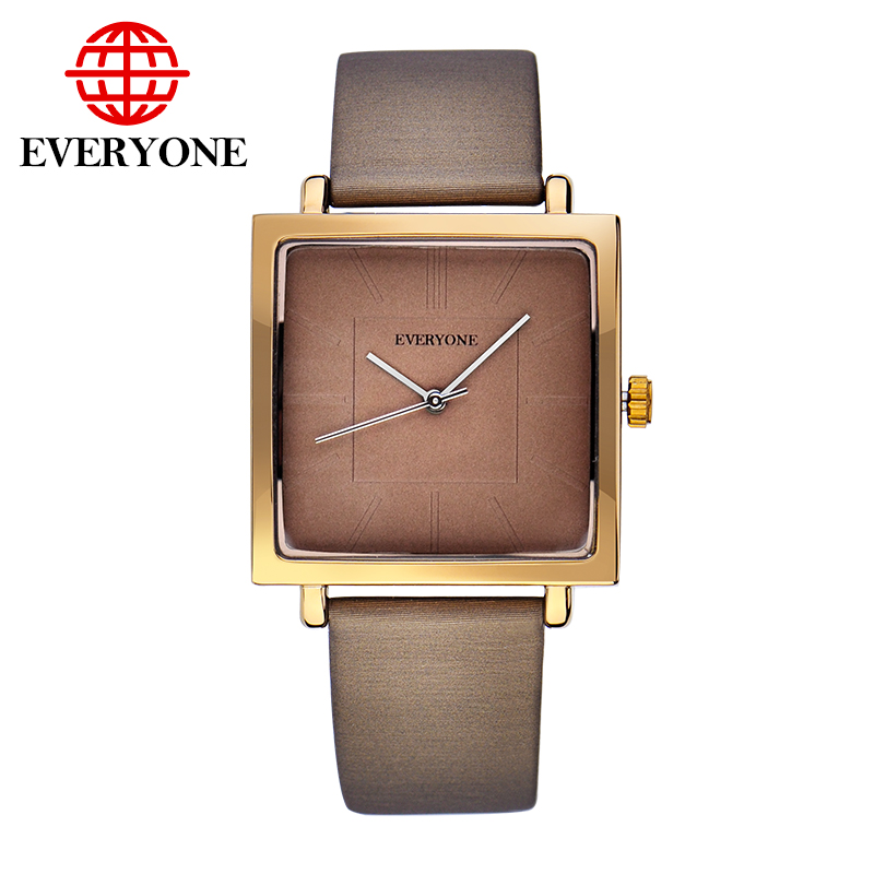 Top Luxury Brand Women Watches Fashion Casual Gold Ladies Wrist Watch Antique Square Leather Dress Watch relogio feminino<br><br>Aliexpress