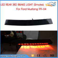 Smoked Black Lens Super Bright 12-LED Third 3rd Brake Light For 1999-2004 Ford Mustang (Excluding 2003-2004 Cobra)(China)