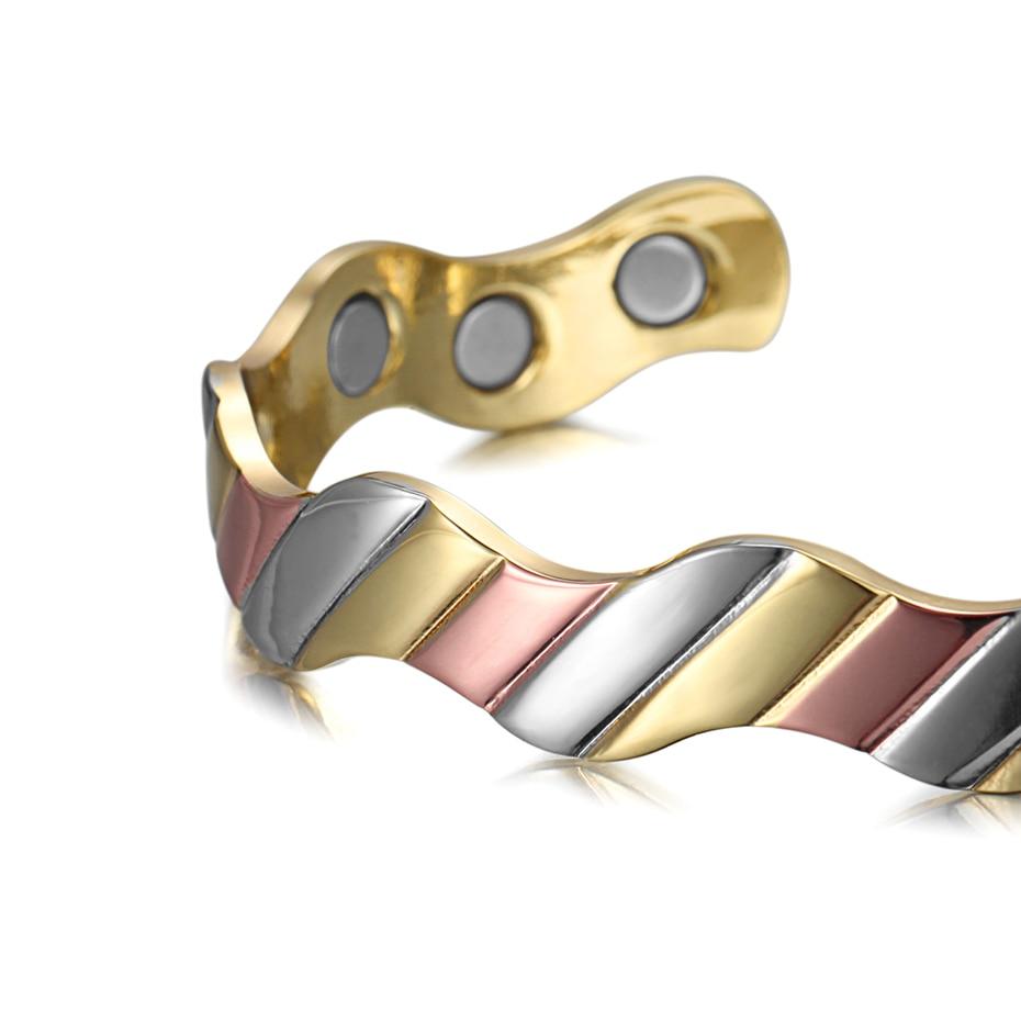 Copper Magnet Healthy Bio Energy Bracelets Bangles  (7)