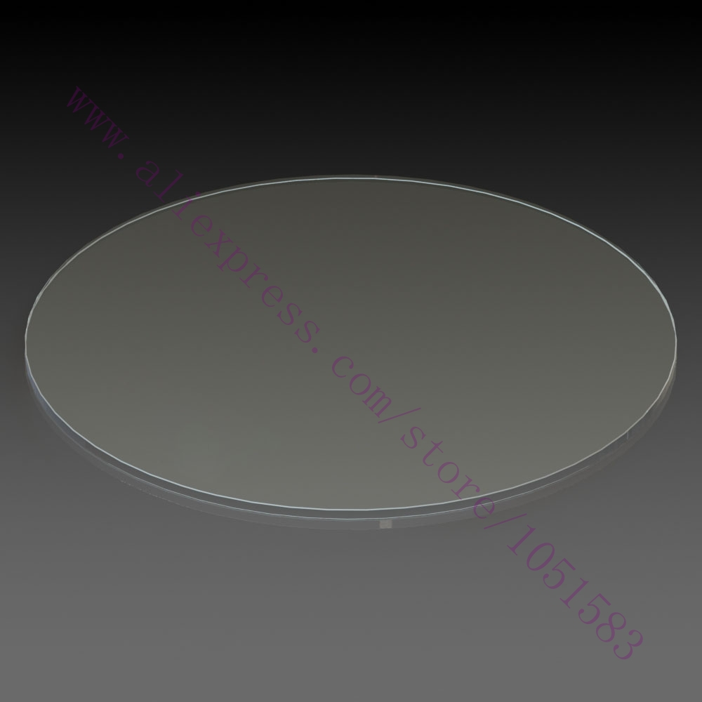 1pc 170mm Round Real Borosilicate Glass Bed Plate for RepRap Kossel Rostock 3D Printer accessories<br><br>Aliexpress
