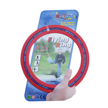 Sporting Flying Disk Disc Big Frisbee 9.8inch Education Outdoor Toy Classic Ring Shape High Quality(China)