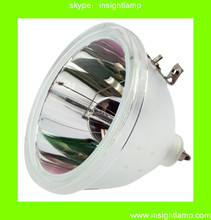New Bare DLP Lamp Bulb for Gemstar Rear Projection TV MD5820NHP MD5880N