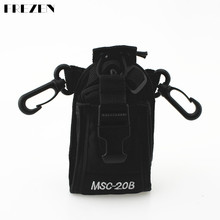 Baofeng Radio Case Holder MSC-20B XQF Portable For Icom Baofeng UV-5R TYT TH-F8+ Yaesu Vextex Radios