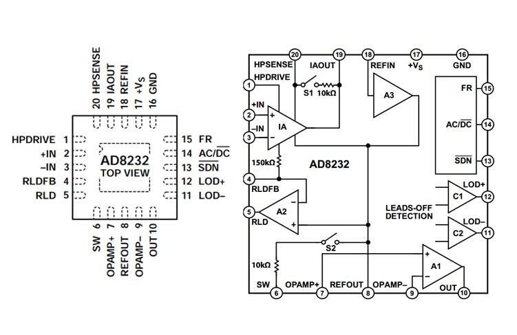 Ecg Module AD8232 (4)