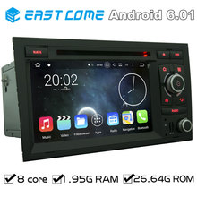 Pure Android 6.0 Car DVD for AUDI A4 2002 2003 2004 2005 2006 2007 SEAT EXEO 2009 2010 2011 2012 With Octa Core Radio Bluetooth