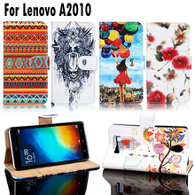 Buy PU Leather Cell Phone Case Lenovo A2010 A2580 Housing Covers A2860 2010 Wallet Flip Bag Shell Cases Lenovo A2010 A2580 for $3.38 in AliExpress store