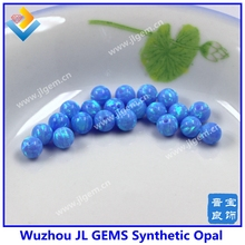 (20pcs/bag)Wholesale Price Synthetic Opal Beads Balls For Making Balls Jewelry Fire Dark Blue/Fire Light Blue/Fire Light Green(China)