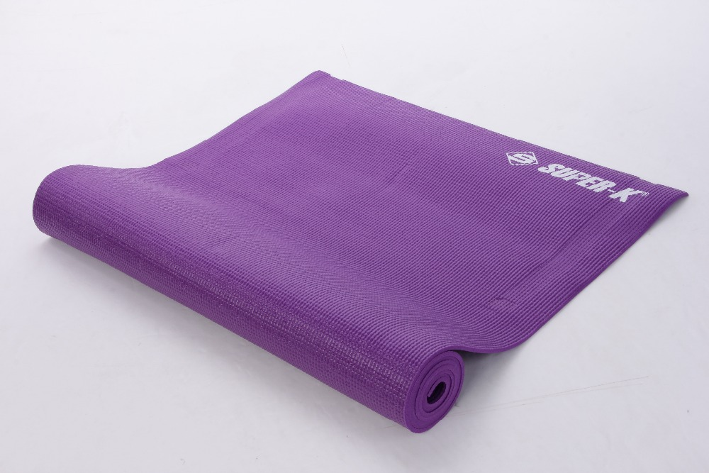 173610.4cm PVC Senior Type Woman Fitness Exercise Gym Pilates Sport Yoga Pad Mat