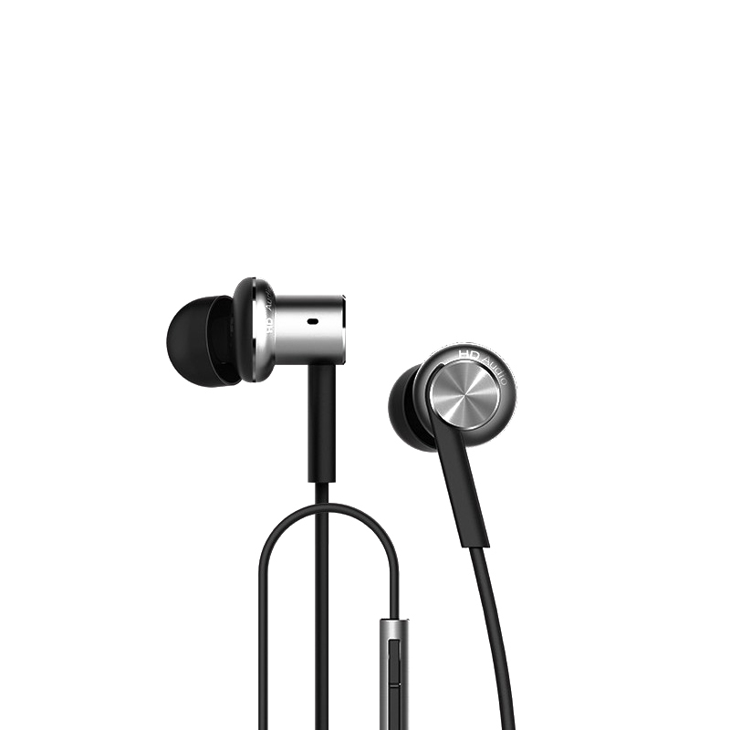 Original Xiaomi Hybrid Earphone with Mic Remote Earbuds Metal Sound Chamber for Xiaomi Redmi 4 prime Mobile Phone PC Computer<br><br>Aliexpress