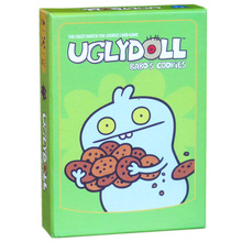 Uglydoll: Babo's Cookies Board Game 3-10 Player English/Chinese Edition Cards Game For Family/Party Easy To Play(China)