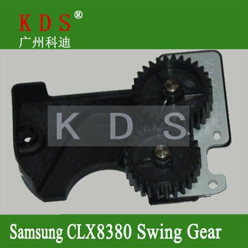 Original Fuser Drive Gear for Samsung CLX 8380 6200 8540 CLP 610 660 770 775 Fuser Swing Gear remove from new machine<br><br>Aliexpress