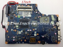 K000093140 for Toshiba Satellite L500 L550 L555 Motherboard NSWAA LA-5322P With ATI Graphics DDR3 for 17 inch  LCD  stock No.369