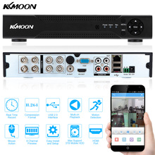KKmoon  8 Channel AHD DVR 8CH 720P NVR Network DVR Recorder H.264 HDMI Video Recorder Motion Detection NVR For AHD Camera System