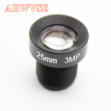 Buy 3MP 25mm F2.4 CCTV Fixed Iris IR Sensitive Board Lens M12 MTV Mount 960P 1080P 2MP 3MP 4MP Analog IP Camera for $9.49 in AliExpress store