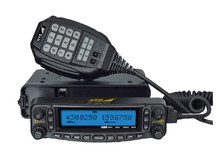 TC-MAUV11 HYS Black VHF&UHF Dual Band Mobile ham Radio Car Transceiver Air - band Receiving