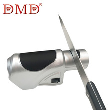 DMD Diamond electric knife LX1628 blade sharpener three stage for kitchen knife h4(China)