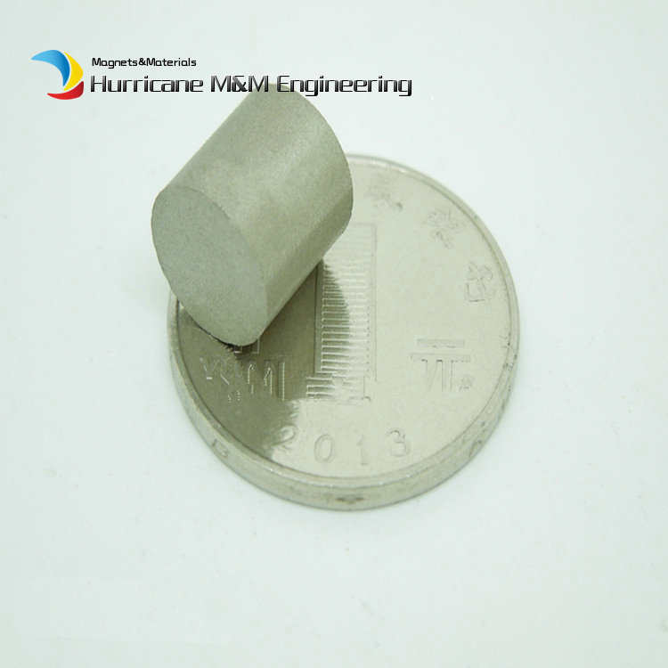 1 pack SmCo Magnet Disc Rod Diameter 10x8 mm Grade YXG24H 350 Degree C High Working Temperature Permanent Rare Earth Magnets<br>
