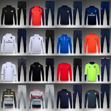 psg training suit Top thai reals 2017 chelseas city france survetement football barcelonaes atletico soccer tracksuit madrides o(China)