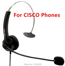 NEW ONE EXTRA EAR PAD +Office headset RJ9 plug Headset for CISCO IP telephone 7940 7960 7970 7962 7975 7961 6921 8941 8965 etc