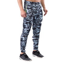 2017 Men Sport Soccer Training Pants Tights Skinny Leggings AOF62-MP7005(China)
