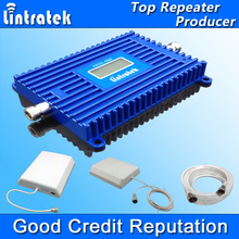 Lintratek GSM LCD Signal Booster Mobile Phone Signal Repeater GSM 900MHz Amplifier GSM 900mhz Repeater GSM900 Signal Booster S20