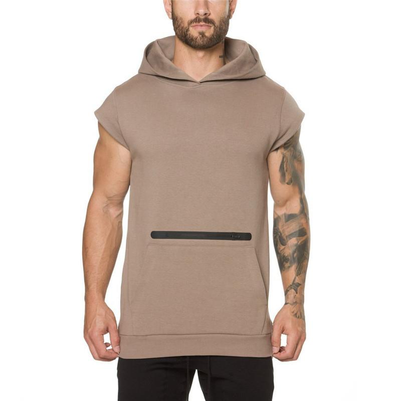 Camouflage fitness Men Sweatshirt-1