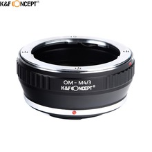 Buy K&F CONCEPT Camera Lens Adapter Ring Olympus OM,Minolta MD,Screw Mount M42,Tamron Adaptall II Lens Micro 4/3 Camera Body for $17.99 in AliExpress store